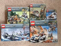 Agents LEGO Mega Lot in Camp Lejeune, North Carolina