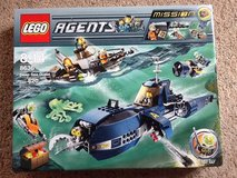 Agents LEGO Set # 8636 in Camp Lejeune, North Carolina