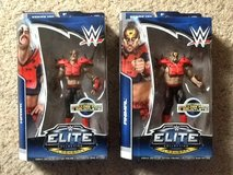 WWE Road Warriors Elite Set in Camp Lejeune, North Carolina