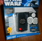 Star Wars Darth Vader Breathing Device For Costume Mask / Sounds NEW in Kingwood, Texas