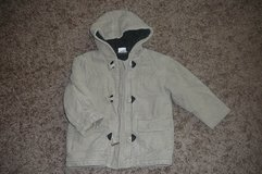 Boys corduroy coat size 3-4 yrs in Lakenheath, UK