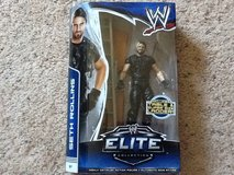 WWE Elite Collection Seth Rollins Action Figure in Camp Lejeune, North Carolina