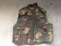 Camo Flak Jacket in Camp Lejeune, North Carolina