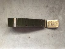 Duty Belt w/Buckle in Camp Lejeune, North Carolina