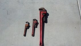 Pipe Wrenches in 29 Palms, California