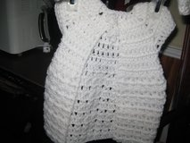 crocheted 3 pc baby outfit in Camp Lejeune, North Carolina