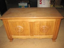 REDUCED Hand made chest in Ramstein, Germany