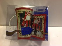 PIMPERNEL MUG & COASTER SET in Aurora, Illinois