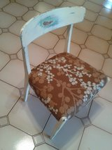 Distressed Shabby Chic Chair in Ramstein, Germany