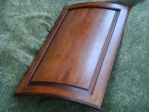 Curved Cabinet Door in Plainfield, Illinois