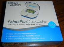 NEW Weight Watchers Points Plus Calculator Daily Weekly Tracker in Kingwood, Texas