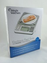 Weight Watchers Electronic Food Scale w/ Points Plus in Kingwood, Texas