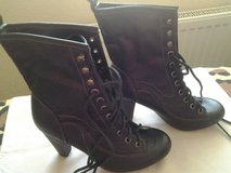 brand new boots by roberto vianni, size 4 in Lakenheath, UK