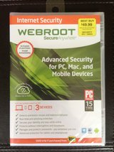 Webroot Internet Security in Naperville, Illinois