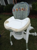 Winnie the Pooh Highchair in Camp Lejeune, North Carolina