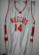 Authentic Mens Wildcats Basketball Uniform Halloween Costume ? Large in Kingwood, Texas