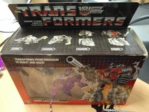 Generation 1 Transformers and Dinobots in boxes!! in Ramstein, Germany