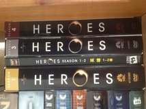 Heroes season 1-3 in Stuttgart, GE