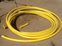 67 foot of Brand new flexible plastic 2 inch Natural gas pipe CASH Or Trade in Yucca Valley, California