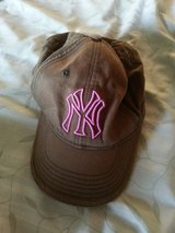 NY baseball cap girls in Ramstein, Germany