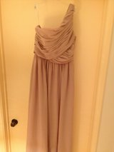 NWT Full length dress, H&M brand, size 10, dusty rose color in 29 Palms, California