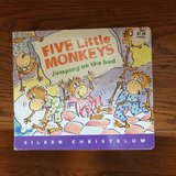 Five Little Monkeys Book in Batavia, Illinois