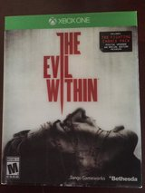 The Evil Within - NEW Xbox One Game in Kingwood, Texas