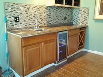 Kitchen And Bathroom Back splash Installed. in Yucca Valley, California
