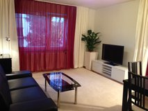 Fully furnished 2-room apartment in Killesberg 15 min. from Patch & 10 min. from Robinson in Stuttgart, GE