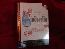 CINDERELLA  Exclusive Deluxe Video Edition in Fort Campbell, Kentucky