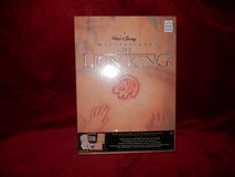THE LION KING  Exclusive Deluxe Video Edition in Fort Campbell, Kentucky