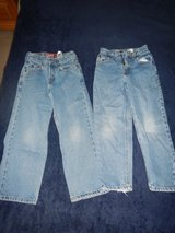 Boys size 8 slim Levis and Faded Glory in 29 Palms, California