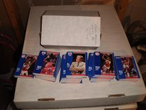 Fleer Basketball 1991-1992 Series 1 and 2 in Oswego, Illinois