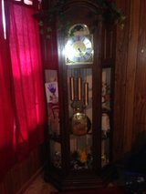 grandfather clock in Fort Campbell, Kentucky