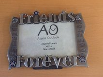 NEW! Friends Forever 5x3.5 Silver Frame in Plainfield, Illinois