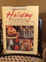 NEW Holiday Food Fun Cook Book in Joliet, Illinois