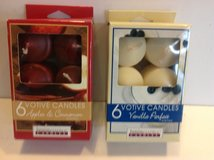 VOTIVE CANDLES ( 12 pack ) in Batavia, Illinois