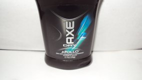 Axe Dry Apollo in Kingwood, Texas