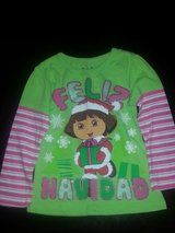 New dora Christmas long sleeve shirt... in Bolingbrook, Illinois