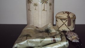 Palm Tree Bath Set in The Woodlands, Texas