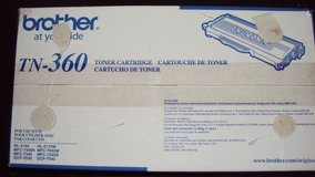 Brothers TN-360 Toner Cartridge New In Box in Houston, Texas