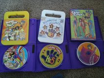 6 Kids Hi-5 DVDs in Wheaton, Illinois