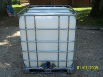 275/330 Gallon Tanks/totes with metal Pallet/cage in Fort Leonard Wood, Missouri