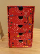 Mini cardboard organizer in Naperville, Illinois