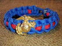 Marine Corps Paracord Bracelets in Quantico, Virginia