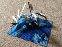 LEGO Ninjago Set # 2260 - Ice Dragon Attack in Camp Lejeune, North Carolina