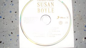 Susan Boyle I Dreamed A Dream CD in Spring, Texas
