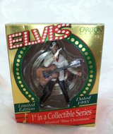 Elvis Collectible Ornament 1995 in Naperville, Illinois