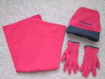 ~~ 3pc Womans GAP scarf, hat and gloves set ~~ in Morris, Illinois