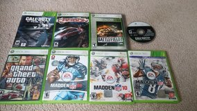 xbox 360 games in Fort Leonard Wood, Missouri